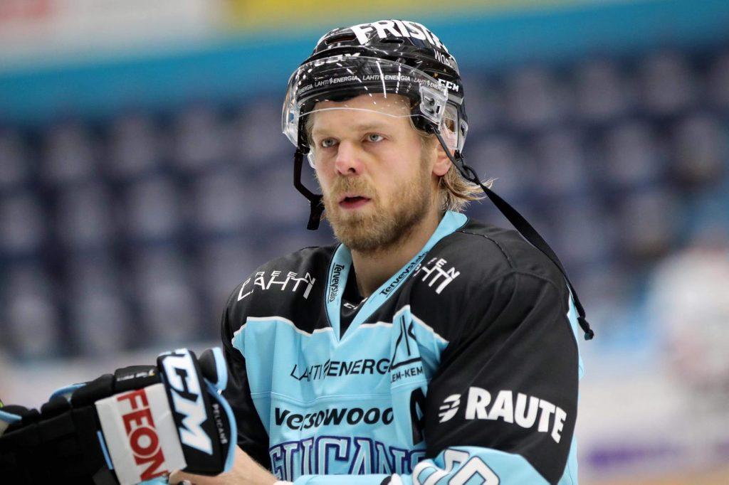 Antti Tyrväinen Payback lahti kummi